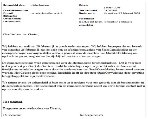 voorbeeldbrief uitnodiging Zakelijke Uitnodiging Maken WU09 | Belbin.Info voorbeeldbrief uitnodiging