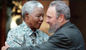 Mandela Castro Telesur